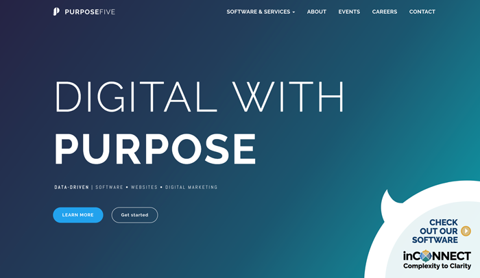 Purpose Five | We Build Software, Solutions, Ideas